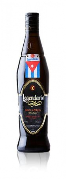 Rum Legendario Anejo 9 y.o. 40% 0.7l