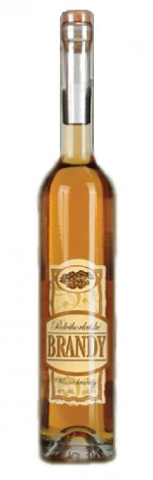 Podvihorlatské Brandy 40% 0,5l