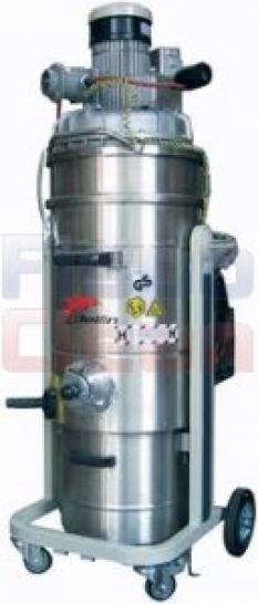 Bezpečnostný vzduchom riadený priemyselný vysávač Mistral 150 Eco Z21, Z22