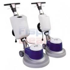 Jednokotúčový stroj – elektrický podlahový čistič Jolly 13