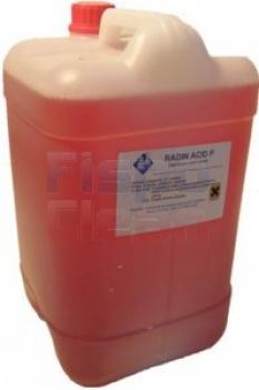 Profesionálny čistiaci základný kyselinový prostriedok Radin Acid F