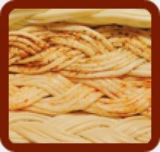Zbojnícky vrkoč čerstvý, údený, pizza, cesnak