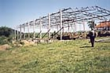 Ocelové konstrukce