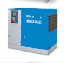 Šroubové kompresory MSB, MSC, MSD, RMD, RME, RMF