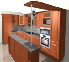 Montáže kuchyní