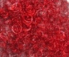 Andělské vlasy červené