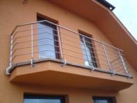 Francúzke balkóny