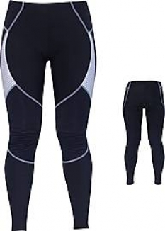 Dámske zateplené membránové nohavice pre cyklistiku BWT24153D