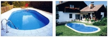 Bazény z polypropylénu