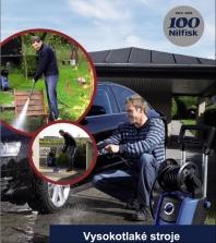 ČTW,spol.s r.o. - Vysokotlaké mycí stroje pro dům a zahradu