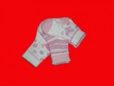Ponožky 3 pack Motýľ