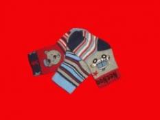 Ponožky 3 pack Auto