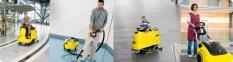 Požičovňa strojov na čistenie