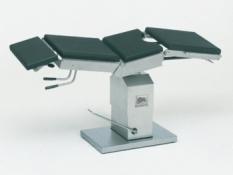 hydraulicky a ručne prestaviteľné operačné stoly