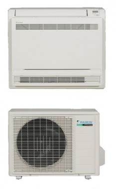 Klimatizácia Daikin - Parapetná jednotka Fvxs25F/Rxs25G (Parapetná)