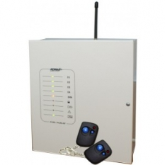 Alarmové centrály - Ropam PCR 6-RF