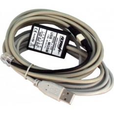 USB-MGSM komunikačný kábel potrebný pre naprogramovanie GSM modulu