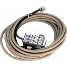 232-MGSM komunikačný kábel potrebný pre naprogramovanie GSM modulu cez RS 232