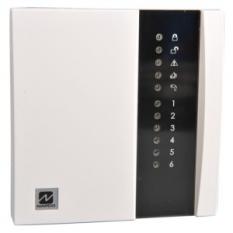Zabezpečovacie systémy, klávesnice - RPXP6GT-U