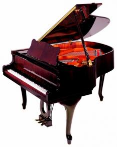 Klavír P IV Demichippendale