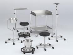 Vybavenie pre ambulancie a operačné sály
