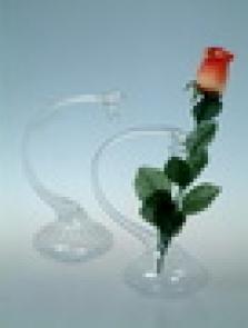 Váza na jednu květinu