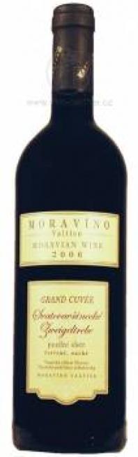 Červené víno Zweigeltrebe