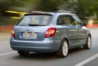 Vozy Škoda Fabia Combi