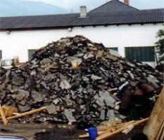 Recyklátory živice Bagela BA 4000
