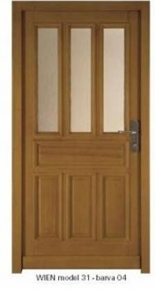 Vchodové dveře Wien