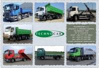 TECHNOCAR s.r.o. - nakládací a přepravní systémy