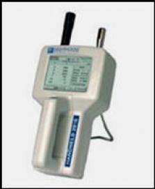 Handheld   3016  -  Príručný  malý počítač častíc vo vzduchu