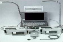 """Submikrónový aerosólový spektrometer, monitor účinnosti filtrov   -  """"Filter-Check - 7.300"""""""