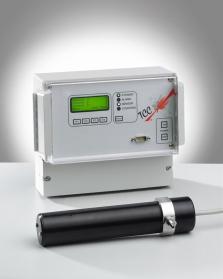 Stacionárný 3 kanálový počítač častíc vo vzduchu a kvapalinách   - TCC
