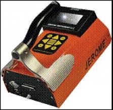 Prenosný  prístroj na meranie pár H2 S vo vzduchu, kvapalinách    a nekorozívných plynoch - 2.605