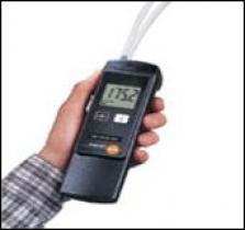 Testo 511  -  prenosný diferenčný tlakomer