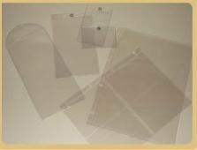 PVC - Priehľadné obaly a púzdra