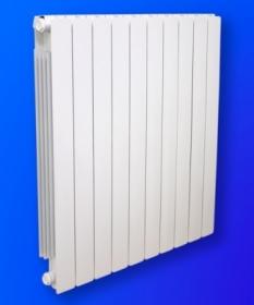 Hliníkové radiátory - Decoral PL 800