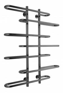 Nerezové radiátory - Furore BIS 1000 x 900 black pearl