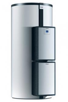 Akumulačné zásobníkové ohrievače vody pre vykurovanie a prípravu teplej vody allStor Vps 300/2 - 2000/2