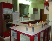 Kuchynská linka Briliant