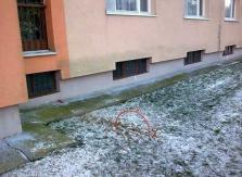 Zatepľovanie - Riasy na obvodovom plášti bytových domov, odstránenie