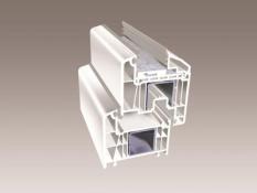 Plastové okná decco extrusion profil Standard