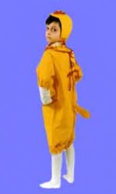 Kostým - Kuriatko