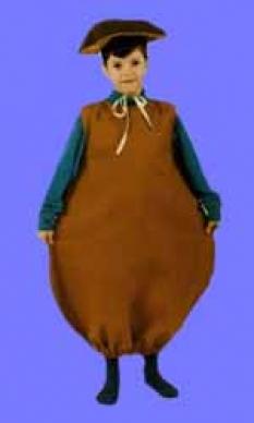 Kostým - Hríb