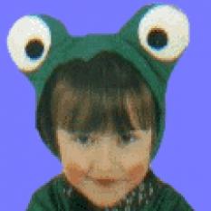 Ponúkame rozprávkovú čiapku Žaba.