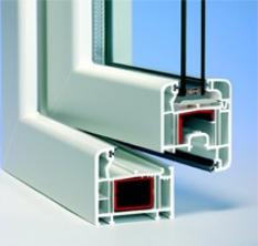 Plastové okna - Systém Zendow, profi Decevninck