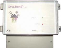 Elektrofyzikálne vysušenie vlhkého muriva DryBand