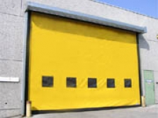 Rýchlobežné fóliové garážové brány