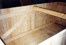 Bedny dřevěné